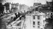 Самая первая фотография Парижа