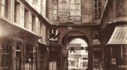 Париж 1860-х на фотографиях Шарля Марвиля / Charles Marville
