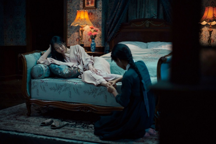 «Девушка» (Agassi), режиссер Пак Чан-ук