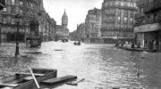 Наводнение в Париже 1910