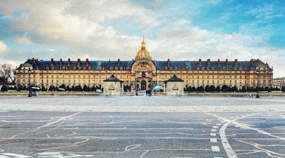 Дом инвалидов / L'hôtel national des Invalides