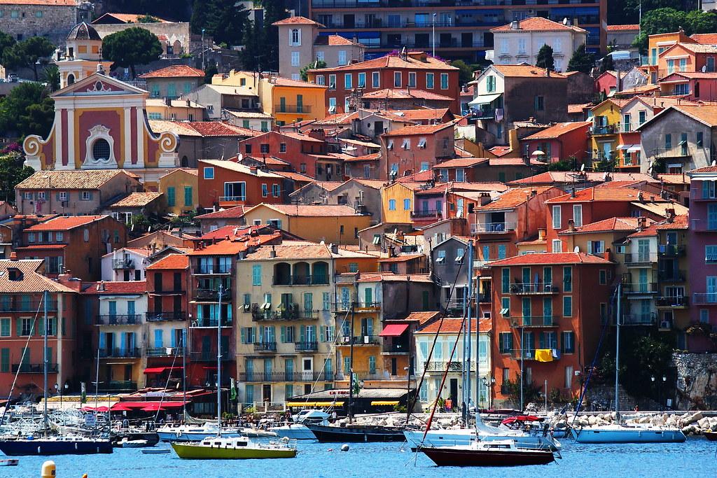 8 лучших городов и деревень Французской Ривьеры