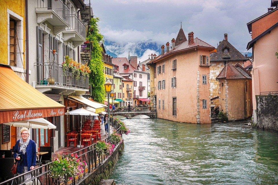 Анси / Annecy – Венеция по-французски